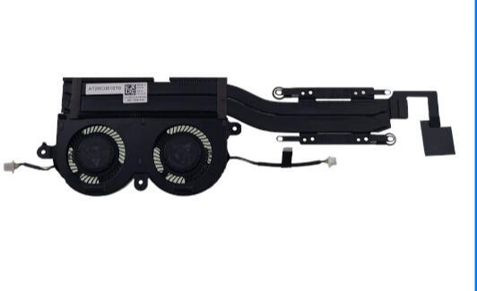 Новый вентилятор охлаждения ЦП/графики для Dell XPS13 XPS 13 9370 0980WH 980WH 0PNWJR AT20C0010T0