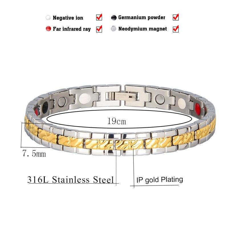 10251 Magnetic Bracelet Details _1