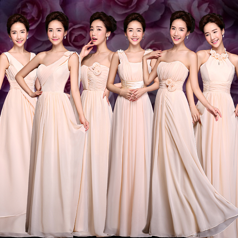 Moderno Vestidos De Dama De Honor Aclaramiento Ornamento - Ideas de ...