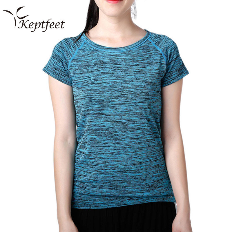 Women Quick Dry Sport Shirt,Professional Short Sleeve Breathable Exercises Yoga Top T-Shirts For Gym Running Fitness fitness breathable sportswear women t shirt sport suit yoga top quick dry running shirt gym clothes sport shirt jacket p189