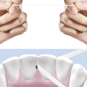 Image 4 - يوبين دكتور باي أدوات طب الأسنان المحمولة يختار الأسنان مسواك عصا تصميم العناية بالفم 50 م/صندوق للرجال الأسرة