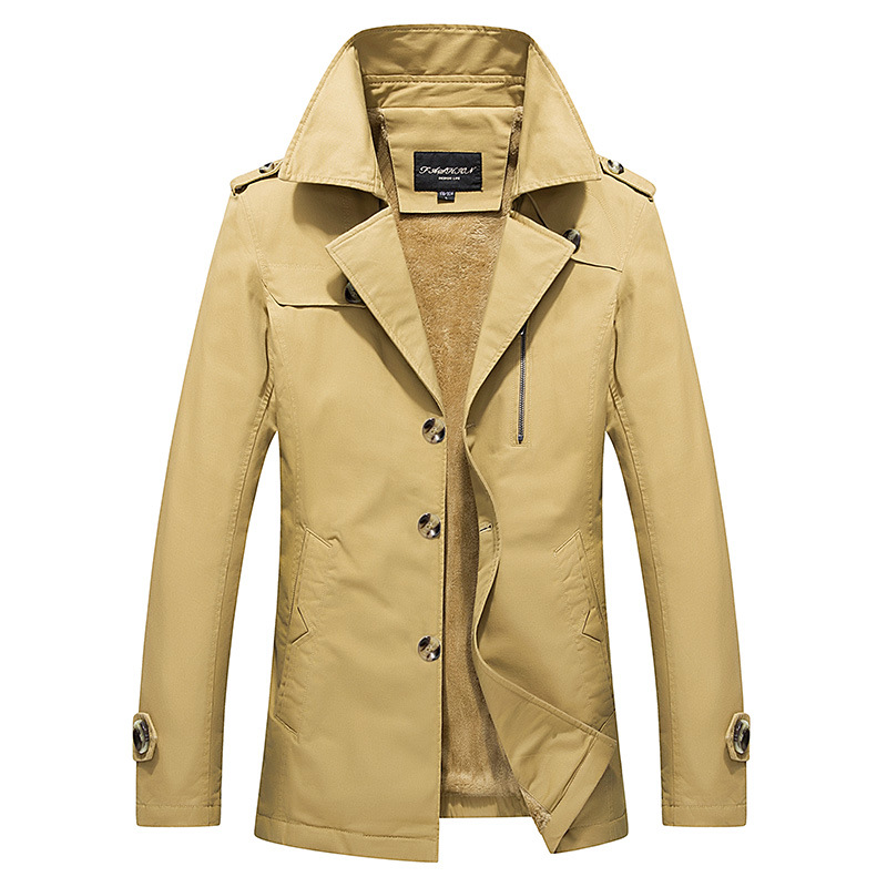 NEW 2018 Men's Winter Jacket Fashion Windbreaker Quality Military Men Jacket Coat Brand men Clothing M-5XL
