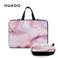 Marble Grain Laptop Bag 15 6 Notebook Case 13 Storages Bag 17 12 14 Tablet Sleeve