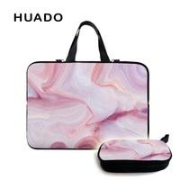 Marble Grain Laptop Bag 15 6 Notebook Case 13 Storages Bag 17 12 14 Tablet Sleeve