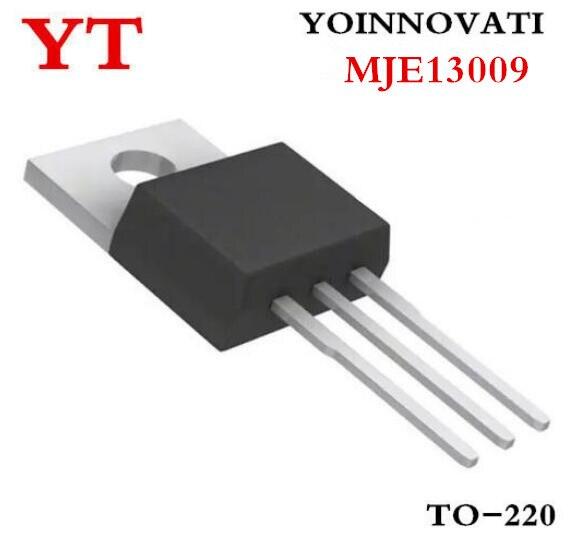 Free shipping 100pcs/lot MJE13009 13009 TO-220 IC Best quality