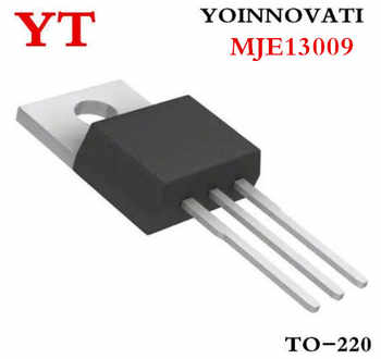 Free shipping 100pcs/lot MJE13009 13009 TO-220 IC Best quality - DISCOUNT ITEM  21% OFF All Category