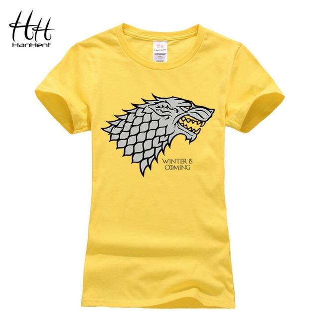 Women's Game of Thrones Stark T-shirt