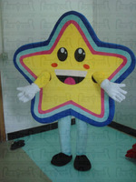 Лидер продаж мультфильм пятизвездочный маскарадный костюм новый блеск звезды костюмы Новый мультфильм маскарадный костюм