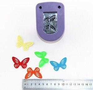 Image 3 - จัดส่งฟรี Super ขนาดใหญ่ Shaper Punch Scrapbooking ผีเสื้อกระดาษ Puncher ขนาดใหญ่หัตถกรรม Punch DIY ของเล่นเด็ก