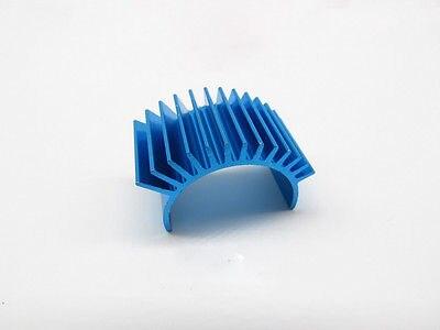 Blau Aluminium Motor Kühlkörper Kühlkörper Für 540 550 560 Motor Rc Modell Auto Motor