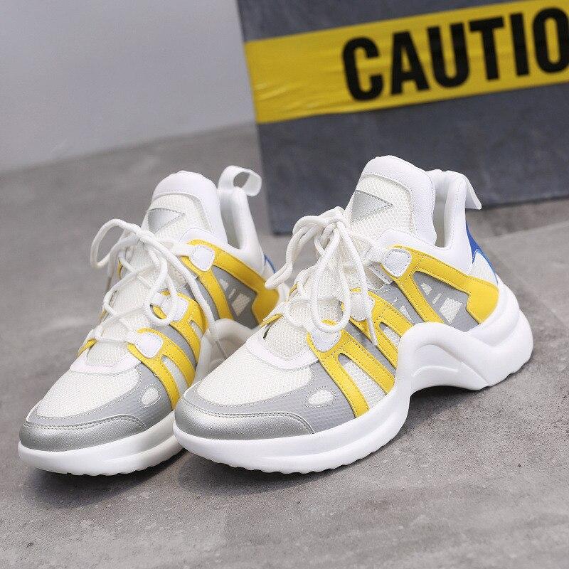 0401e50b23c 2018 moda mujer zapatos casual zapatos Salomón zapatillas para caminar al  aire libre tenis feminino sapato cesta Triple S aire Superstar zapatos