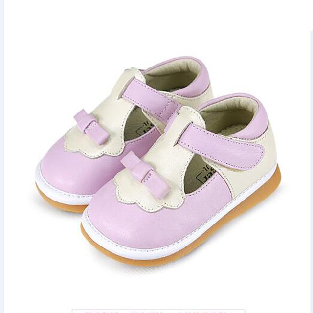 Artículos Slofjes Botinhas De Menina infantil de La Muchacha del Niño Del Bebé Mocasines de Cuero Suave Botas Zapatos de Bebé de Polo Bottees 503026