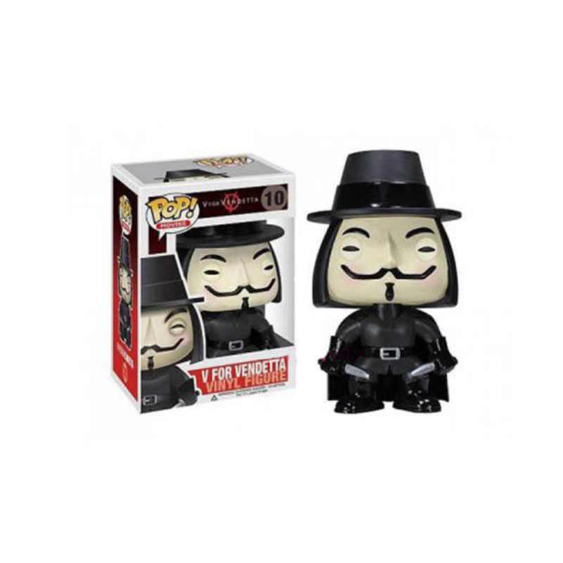 Funko POP IT Stephen King's It Pennywise mandrky Saw Billy Screan Ghostface figurine action jouets pour enfants cadeau d'anniversaire