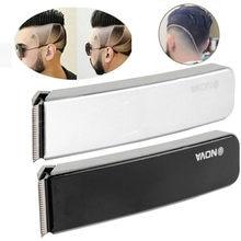 2019 nova moda nova carregada elétrica push-and-cut cabeleireiro casa mini cabeleireiro shaver transporte da gota