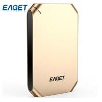 EAGET Ổ Cứng Gắn Ngoài 500 GB 1 T HDD USB 3.0 Hard Đĩa Tốc Độ Cao Chống Sốc Mã Hóa Di Động HDD Desktop máy tính xách tay Máy Tính Bảng