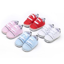 Newborn Lace-up Casual Shoes Baby Shoes Baby Toddler Shoes 2