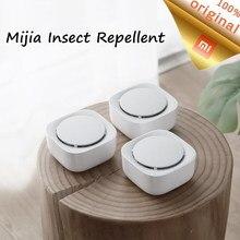 Oryginalny Xiaomi Mijia Mosquito repelent Killer Insect dezynfekcja funkcja odliczania czasu ulatnianie się z oświetleniem Led użyj 90 dni