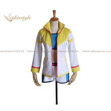 Kisstyle Fashion VOCALOID Hatsune Miku Project DIVA F Sport Uniform COS Clothing Cosplay Costume,Customized Accepted