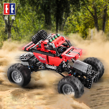 2018 Bigfoot Racing Car Remote Control RC Cars Off-Road Vehicle Climbing Truck Technic City Building Block Bricks Model Toys
