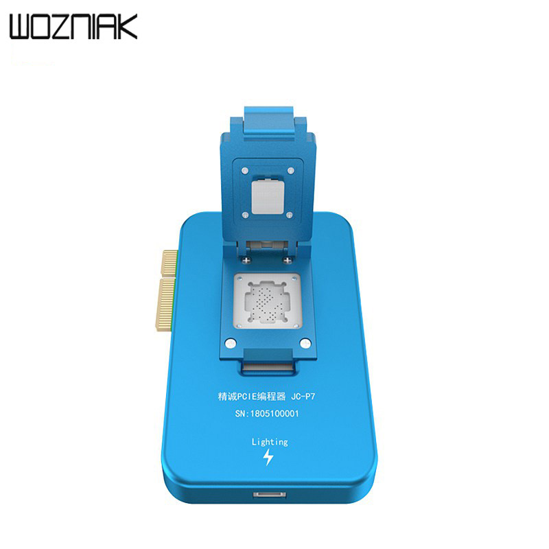 JC Pro1000S Multi-Function HDD NAND Programmer JC P7 NAND Read Write Error Remove For iPhone 5SE 6S 6SP 7 7P iPad Pro