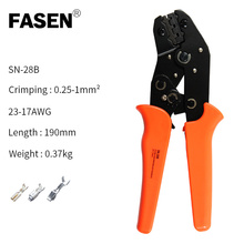 SN Plier XH2.54 SM plug spring clamp Crimping Tool Crimping pliers for JST ZH1.5 2.0PH 2.5XH EH SM Servo Connectors For D-SUB цена 2017