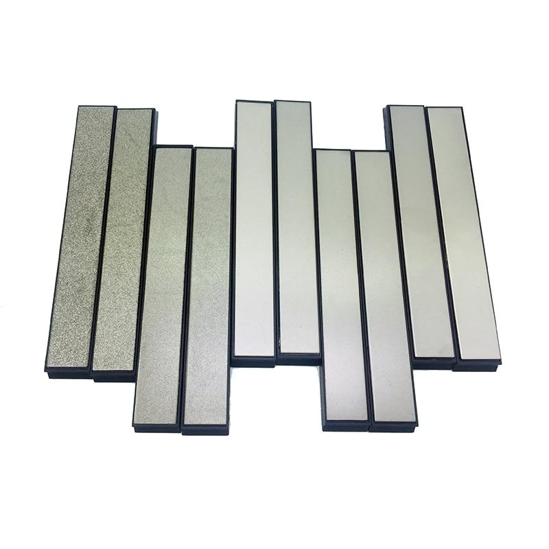 Ruixin Pro Kitchen Knife Sharpener Diamond Whetstone 80 120 200 400 500 600 800 1000 1500 2000 3000Grit Smooth Stone 5.9