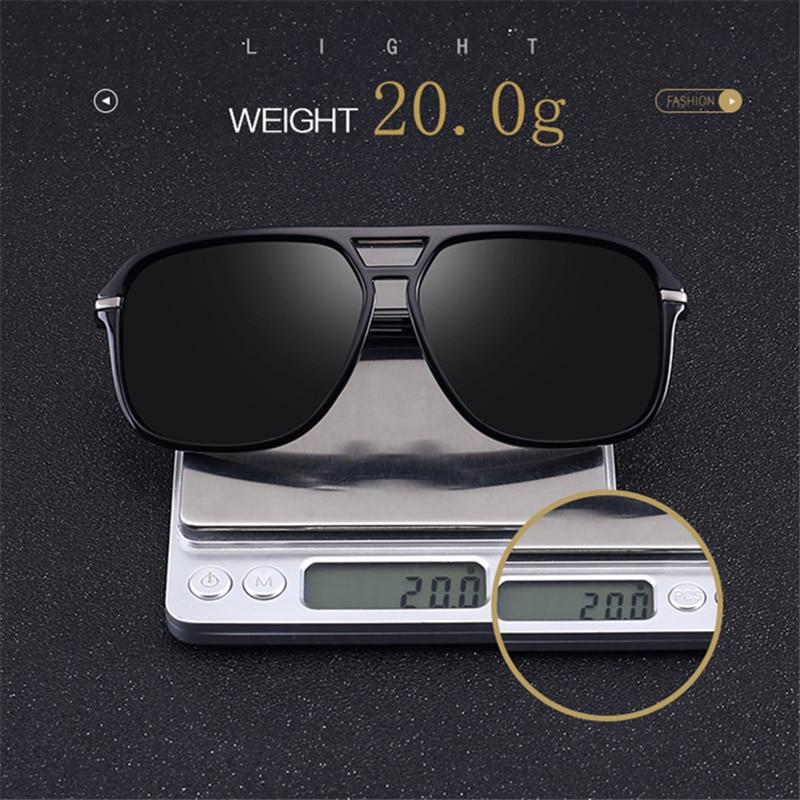 3267b4991d9 YOOSKE Classic HD Polarized Sunglasses Men 2018 Driving Brand Design Sun  Glasses Man Mirror Retro High Quality Sunglass Goggles