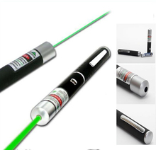 1PC Best Quality 532nm 5mw Laser Lazer Pointer Pen Beam Light Green Ultra Bright Teach Pen