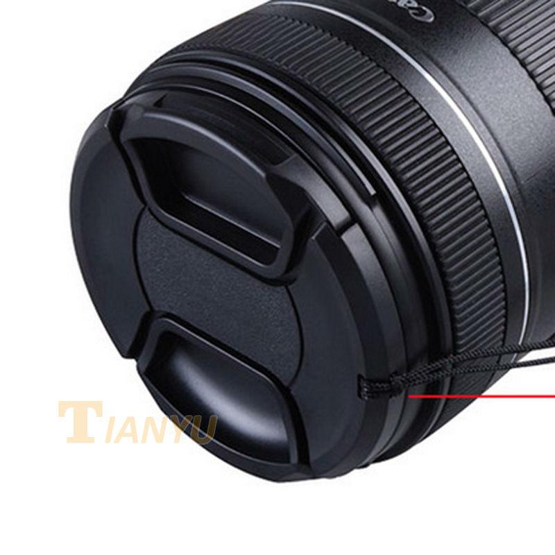 Kamera linsskydd skyddskåpa 43mm / 49mm / 52mm / 55mm / 58mm / 62mm - Kamera och foto - Foto 5