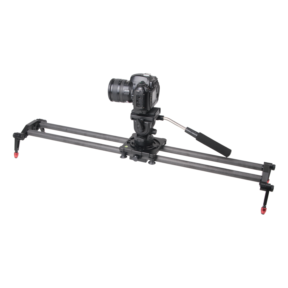 Camera Best Dslr Camera Slider aliexpress com buy professional travel portable best carbon fiber camera slider design video dolly track jib 120cm slr rail diy dslr