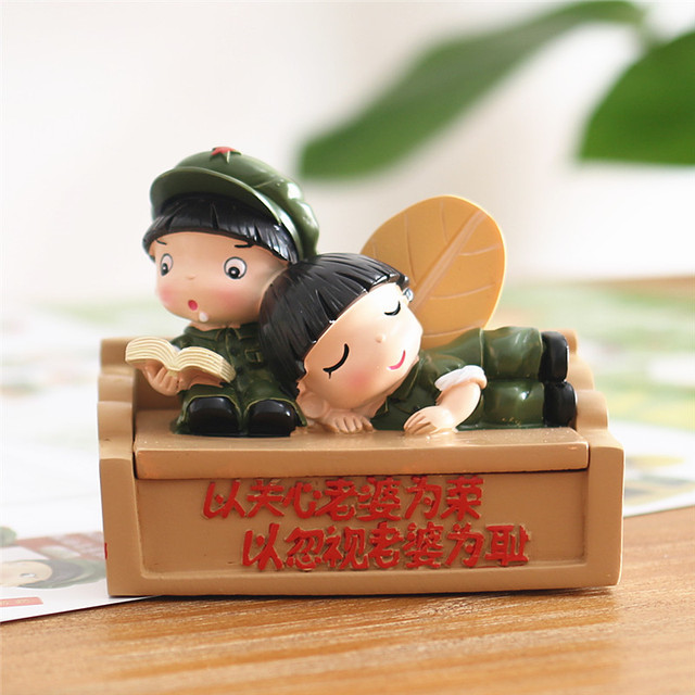 Aliexpress Buy A Couple Of Doll Ornaments For My Sister Bestie