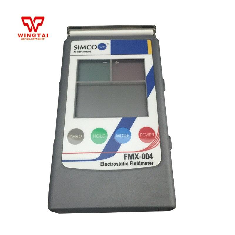 цена SIMCO FMX-004 Portable Instrument Static Electricity Measurement Digital Electrostatic Fieldmeter