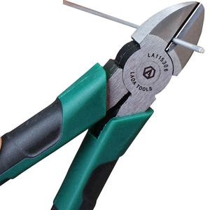 Image 2 - LAOA Brand Wire Cutter Japan Type Long Nose Pliers Cr V Fishing Pliers  Fish Tools Steel Wire Side Cutter