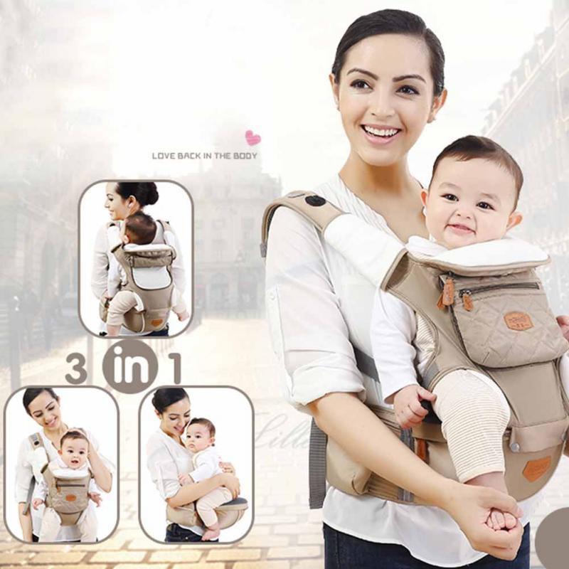 Multifunction Backpack For Baby Infant Comfort HipSeat Front Carrier Sling For Children Strap Baby Waist Stool