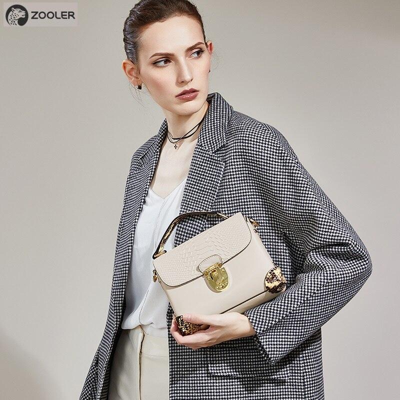 ZOOLER di alta qualità 2019 borse borse donna in pelle borsa a tracolla della borsa delle donne di lusso borse in pelle di MUCCA sacchetto di tote di marca famosa bolsas- b230