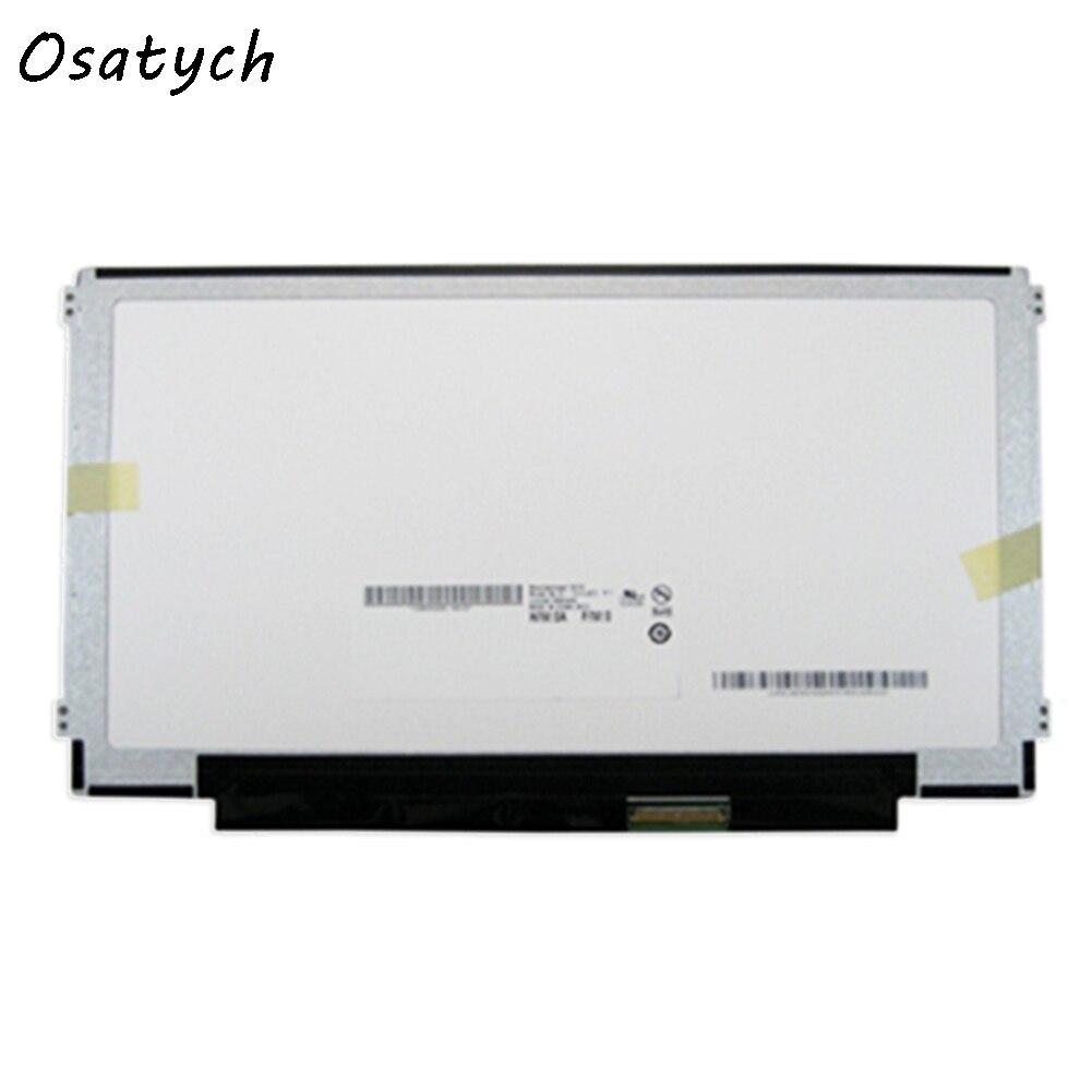 B116XW03 V.1 Used AUO 11.6 inch  WXGA HD LED LCD Notebook Screen MATTE Non Glare Free Shipping lcd 15 6 glare lp156wh3 tl a1 wxga hd
