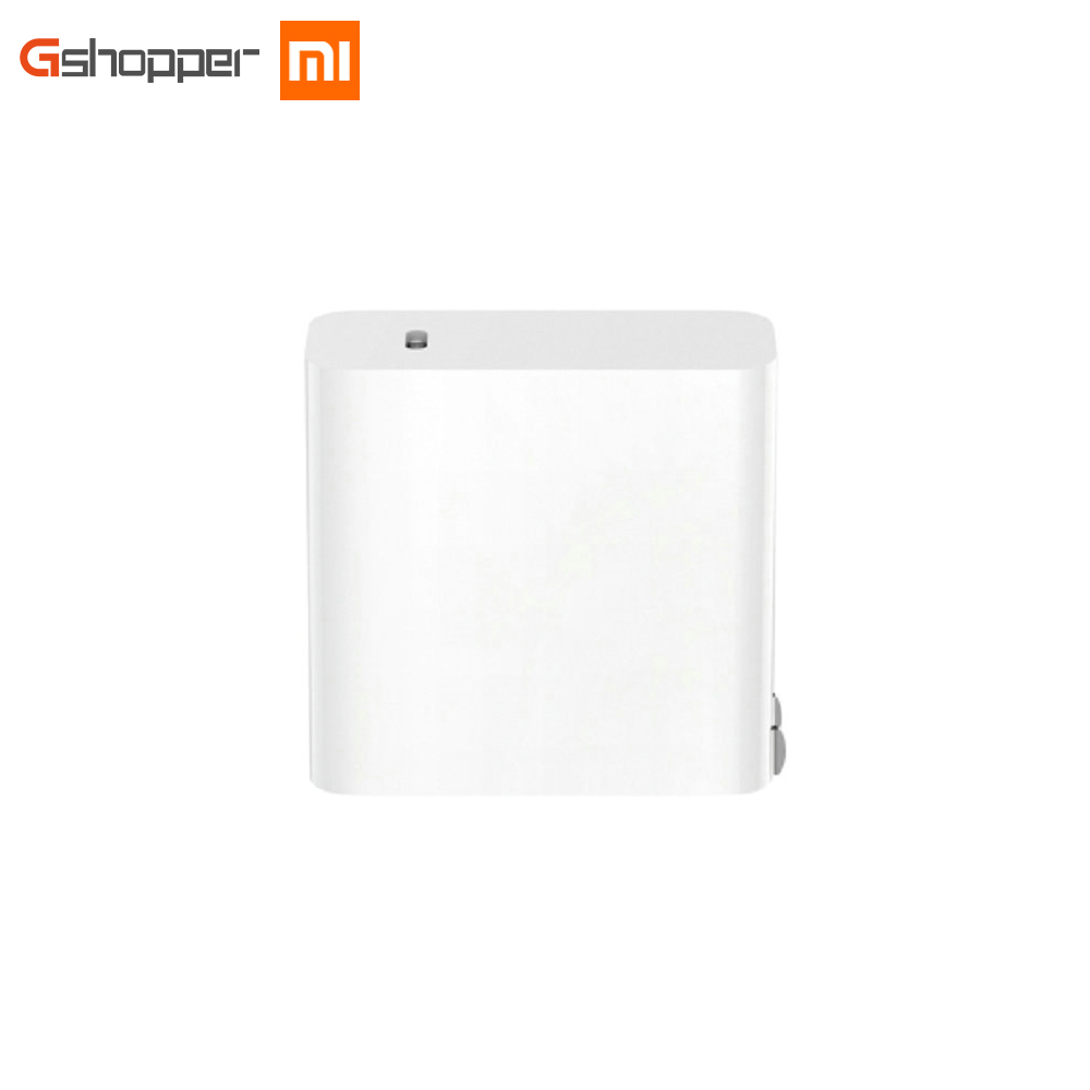 Original Xiaomi Mi USB-C Charger Adapter 45W Max Output Type-C Adapter Plug Quick Charge 3.0 Power Delivery 2.0