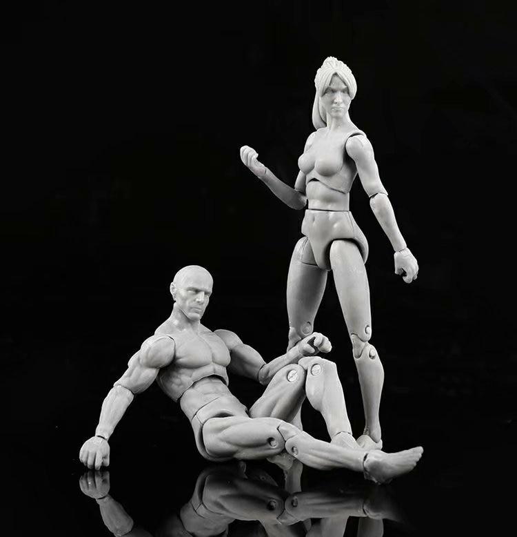 10,5 cm Urform Er Sie Ferrit Figma Feminino Kun Körper Chan Bewegliche action figur PVC Puppe anime spielzeug sammlung