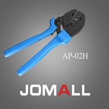 Купить с кэшбэком AP-02H crimping tool crimping plier 2 multi tool tools hands New Generation Of Energy Saving Crimping Plier