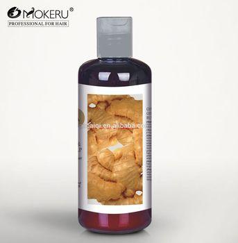 1pc 500ml Natural Organic Anti hair loss Shampoo Anti Dandruff Ginger hair shampoo for hair growth