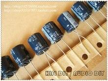30 ШТ. старый синий халат ELNA RE3 Серии 330 мкФ/35 В электролитические конденсаторы (с origl box упаковка) бесплатная доставка