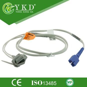 Nellcor (non-oximax)DS100A Neoante Silicon Wrap Spo2 Sensor,1m length/7pin