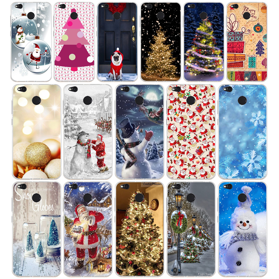 Precise 253a New Year Snowman Merry Christmas Santa Soft Silicone Tpu Cover Case For Huawei Nova 3 3i P Smart Phone Bags & Cases
