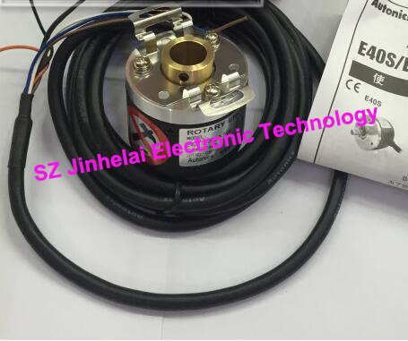 E40H12-2048-3-N-24, E40H12-2048-3-T-24 New and original AUTONICS ENCODER 12-24VDC (Product need 4 weeks delivery time) new original ern1387 2048 62s14 70 rotary encoder ern1387 2048 62s14 70