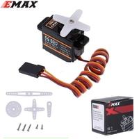 Register shipping 100% original 1pc emax es08d plástico digital micro servo para rc helicóptero avião rc quadcopter