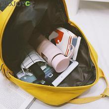 Preppy Women Backpack for School Teenagers Girl