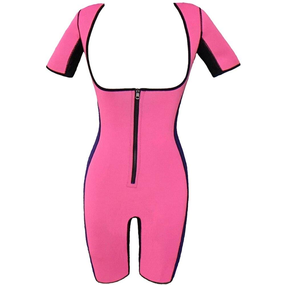 Women Full Body Shaper Tummy Waist Trainer (40)