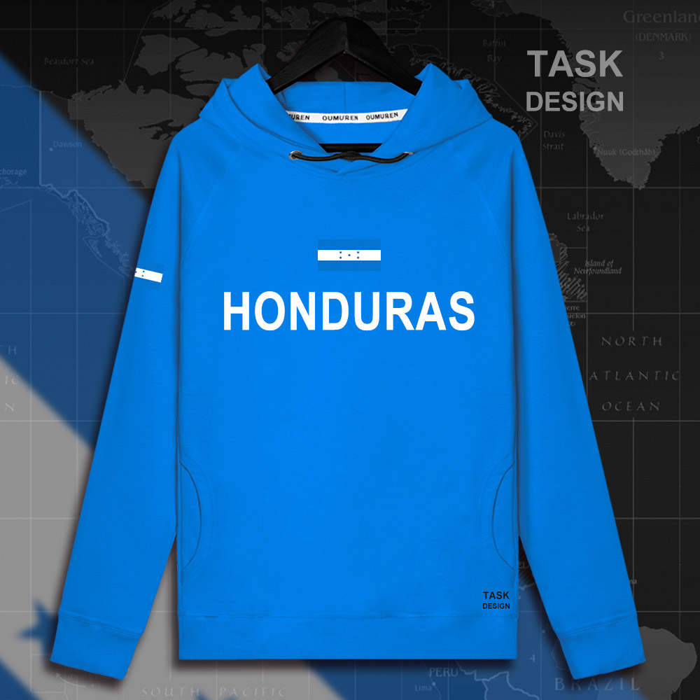 Honduras HND Honduran Catracho mens hoodie pullovers hoodies men sweatshirt new streetwear clothing Sportswear tracksuit new 01