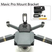 DJI Mavic Pro Platin Kahraman 5 360 Derece Üst Montaj VR Eylem Panorama Kamera Tutucu Video Braketi Destek Drone Aksesuarları