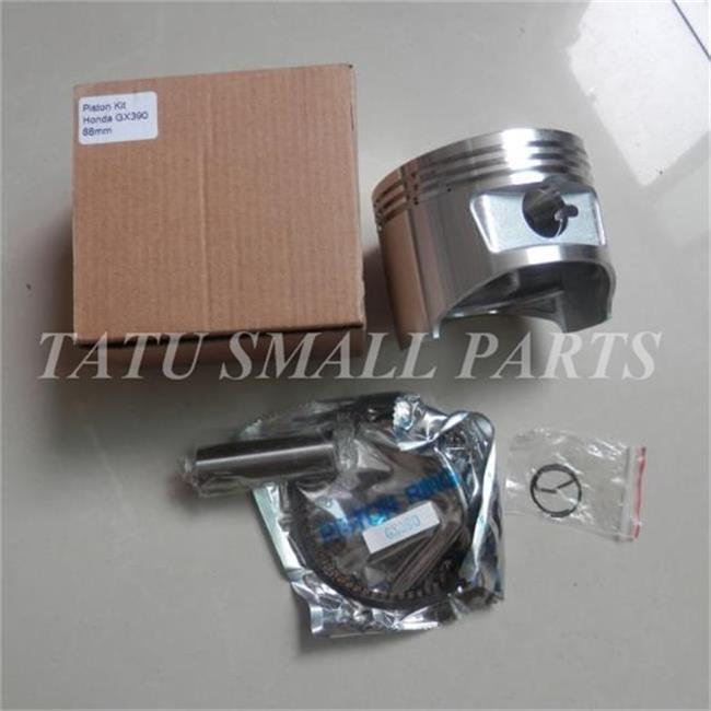 88mm PISTON KITFOR HONDA GX390 4 STROKE CYLINDER E* 6500 5500 5KW GENERATOR WATER PUMP KOBLEN RING SET PIN CLIP ASSEMBLY mutoh vj 1604w rj 900c water based pump capping assembly solvent printers
